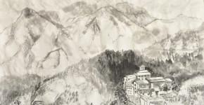 Горный монастырь