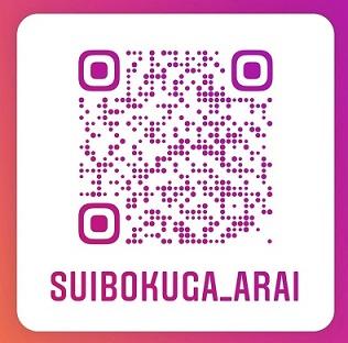 QR-cord arai-sensei instagram